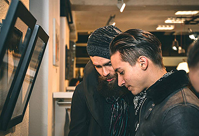Best Art Vinyl Exhibition