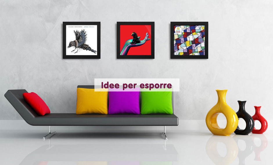 Idee per esporre - Display Ideas